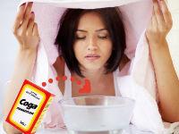 Ингаляция с содой