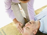 Внезапная потеря сознания у мужчины