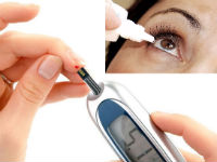 Глазные капли при диабете