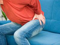 Боль в заднем проходе при сидении