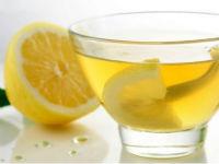 Лимон и лимонный чай