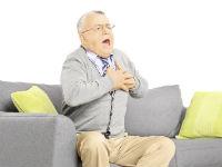 Внезапная боль в сердце у мужчины