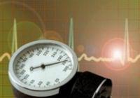 Причины повышения диастолического давления
