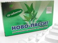 препарат ново-пассит