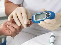 Измерение сахара крови глюкометром
