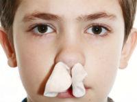 Тампоны в носу