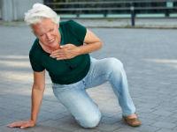 инфаркт у женщины