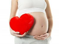 Сердцебиение у беременной женщины