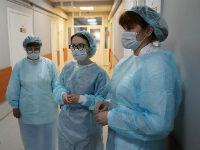 Медицинские сотрудники