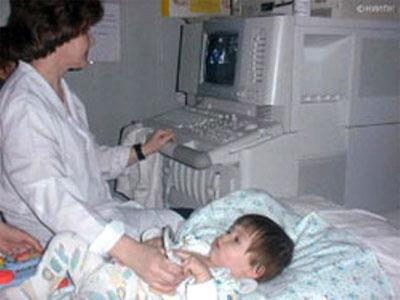 обследование сердца у ребенка