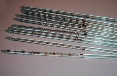 Тонкие стеклянные капилляры для определения СОЭ