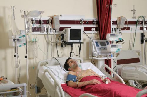 Пациент с септическим шоком