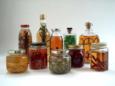 настойки лекарственных растений