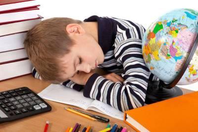Повышенная утомляемость ребенка