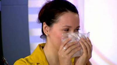 Остановка кровотечения из носа