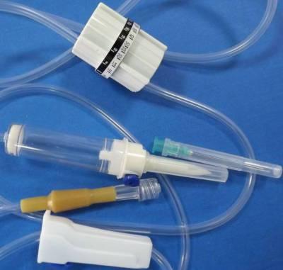 Одноразовая система для переливания крови