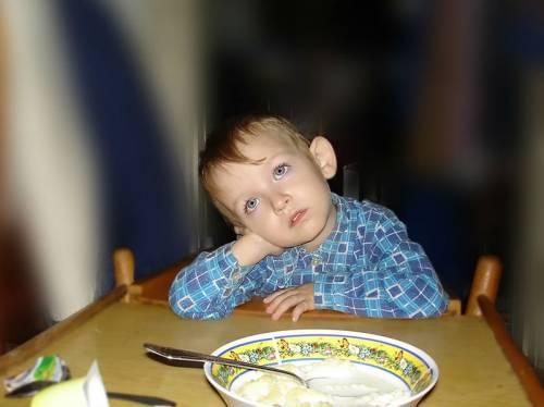 Плохой аппетит у ребенка