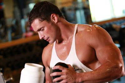 Спортсмен и биодобавки