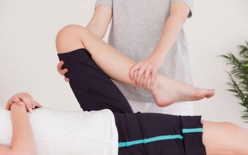 Пассивные упражнения для ног