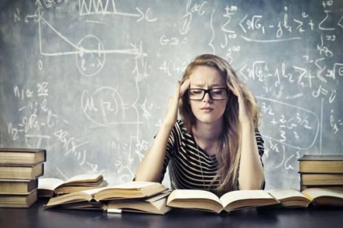 Стресс от учебы