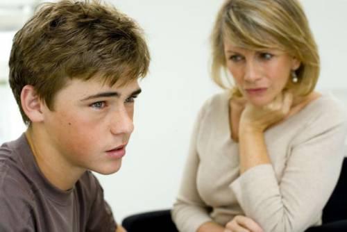 Плохое настроение у подростка