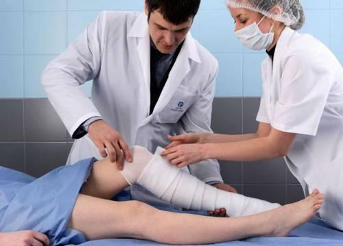 Восстановление после удаления вены на ноге