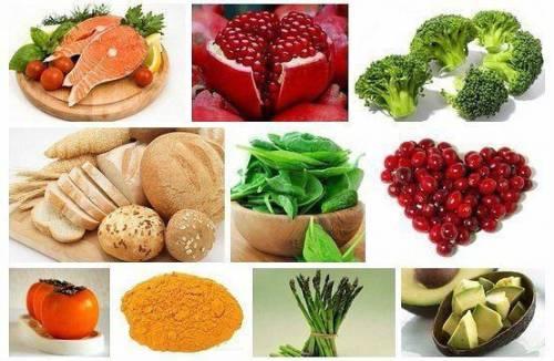 Продукты, полезные для сердца и сосудов