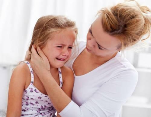 Паника у ребенка