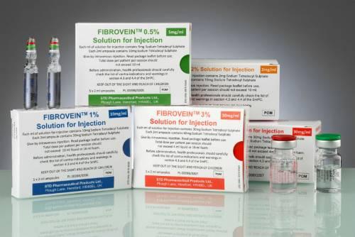 Препараты для склеротерапии