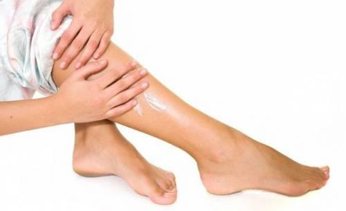 Крем для ног