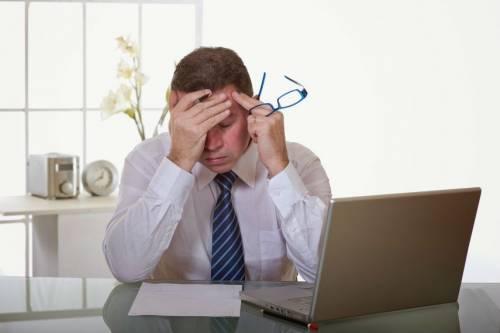 Усталость от работы за компьютером