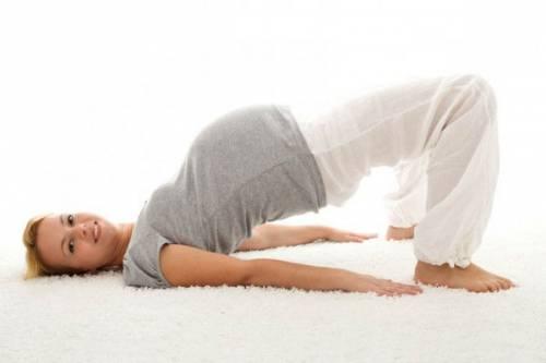 Геморрой на поздних сроках беременности