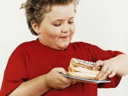 Неправильное питания у ребенка