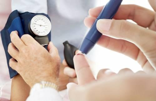 Давление при диабете