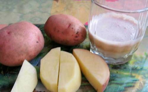 Сырая картошка от геморроя