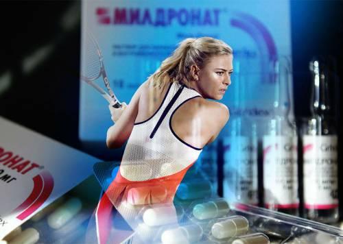 Милдронат как допинг в спорте
