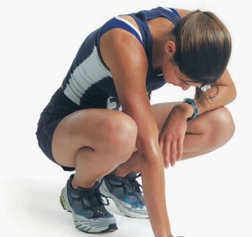 Физическая усталость