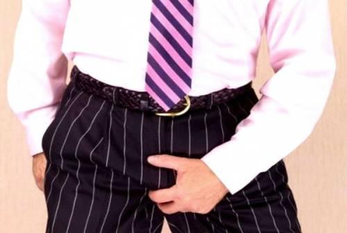 Зуд у мужчин в генитальной области