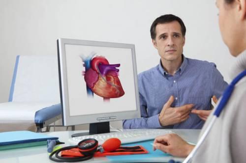 На приеме у кардиолога
