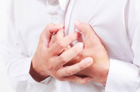 Боль в сердце
