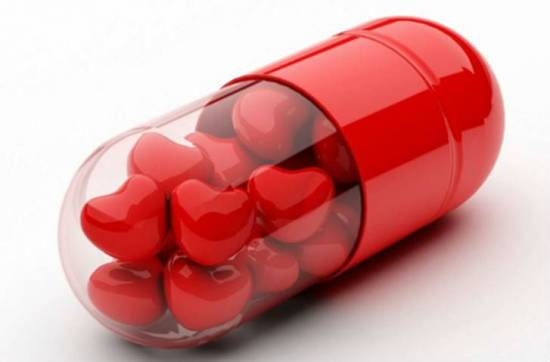 Таблетка для сердца