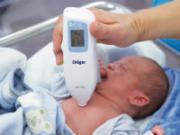 Измерение билирубина у новорожденного