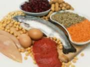 Продукты с повышенным содержанием железа