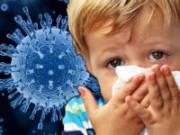 Мальчик и коронавирус