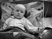 ребенок, больной лейкозом