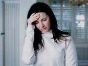 девушка страдает от ВСД